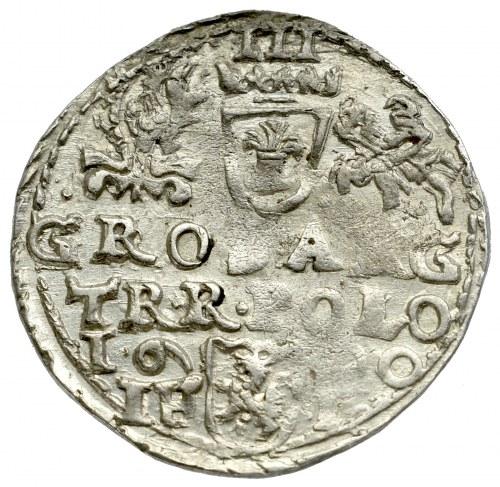 Zygmunt III Waza, Trojak 1600, Olkusz