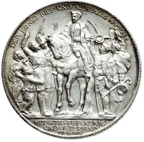 Niemcy, Prusy, 2 Marki 1913