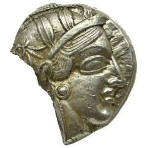 Grecja, Attyka, Tetradrachma, Ateny - Sówka