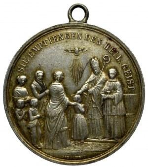 Germany, Medal of the 19th century Drentwett
