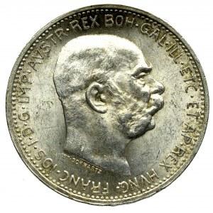 Austria-Hungary, 1 corona 1914