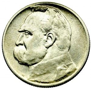 II Rzeczpospolita, 2 złote 1934 Piłsudski