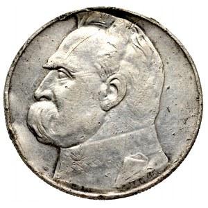 II Rzeczpospolita, 10 złotych 1938 Piłsudski