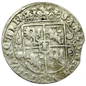 Zygmunt III Waza, Ort 1623, Bydgoszcz - NIEOPISANY