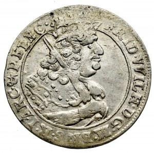 Prusy Książęce, Fryderyk Wilhelm, Ort 1685 Królewiec