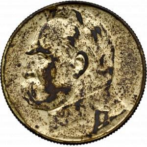 II Rzeczpospolita, 5 złotych 1934 Orzeł Strzelecki