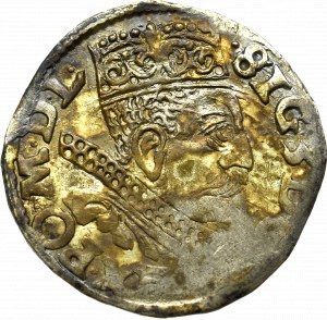 Zygmunt III Waza, Trojak 159?, Wschowa
