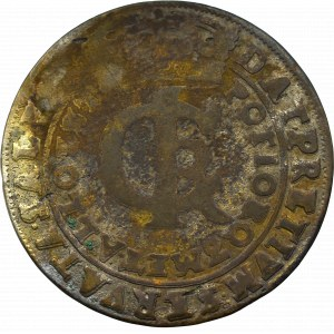 John II Casimir, 30 groschen 1663, Bromberg
