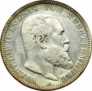 Niemcy, 3 marki 1909