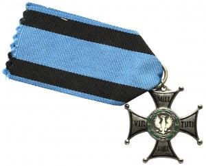 PRL, Krzyż srebrny Orderu wojennego Virtuti Militari - Mennica nieukończony