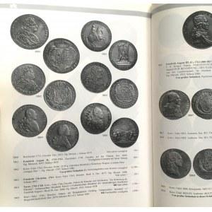 Katalog aukcyjny, Künker 44/1998 r - bardzo rzadkie i ciekawe, monety polskie i polsko-saskie