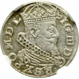 Sigismund III, Groschen 1626, Vilnius