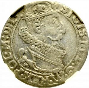 Sigismund III, 6 groschen 1623, Cracow
