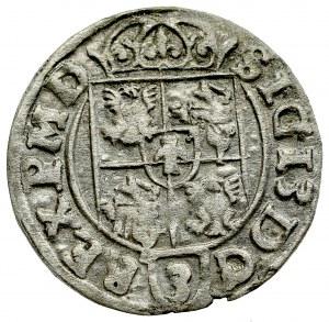 Zygmunt III Waza, Półtorak 1617, Bydgoszcz - Sas bez tarczy