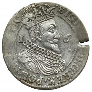 Zygmunt III Waza, Ort 1623/4, Gdańsk