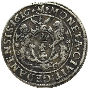 Zygmunt III Waza, Ort 1616, Gdańsk