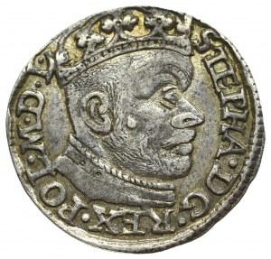 Stefan Batory, Trojak 1584, Olkusz