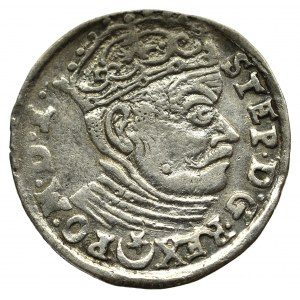 Stefan Batory, Trojak 1583, Wilno