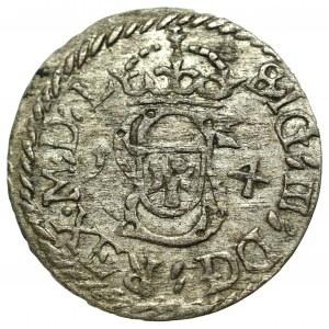 Zygmunt III Waza, Szeląg 1614, Wilno - LIT