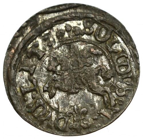 Jan II Kazimierz, Szeląg 1652, Wilno