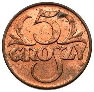 II Rzeczpospolita, 5 groszy 1938