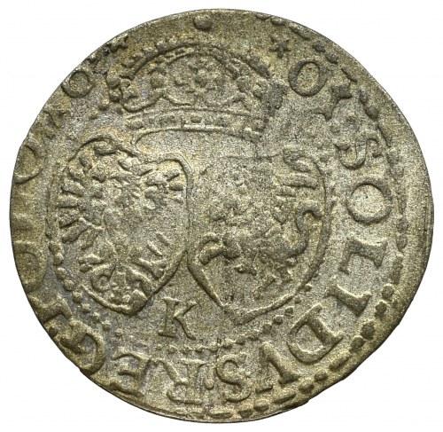 Zygmunt III Waza, Szeląg 1601, Kraków