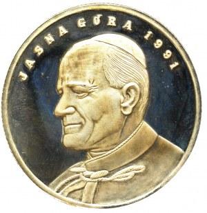 III RP, Medal Jasna Góra 1991
