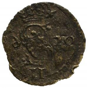 Zygmunt III Waza, Dwudenar 1620, Wilno, odwrócona szóstka w dacie