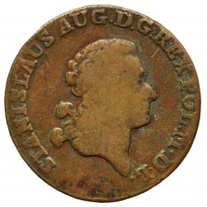 Stanisław August Poniatowski, Trojak 1788 EB