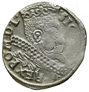 Zygmunt III Waza, Trojak 1599, Bydgoszcz