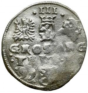 Sigismund III, 3 groschen 1599, Bromberg