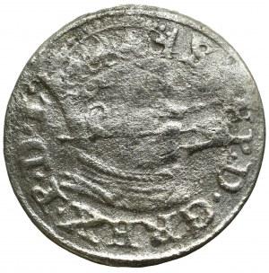 Stephan Bathory, 3 groschen 1586, Riga