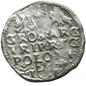 Zygmunt III Waza, Trojak 1596, Wschowa