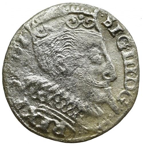 Sigismund III, 3 groschen 1596, Bromberg