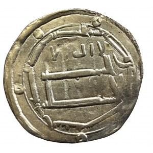 Abbasydzi, Harun Ar-Rashid, Dirham 190 AH (805 AD), Abbasija - rzadki