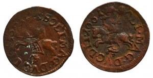 Jan II Kazimierz, Zestaw boratynek