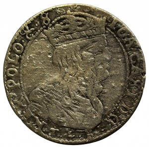 Jan II Kazimierz, Szóstak 1665, Wilno