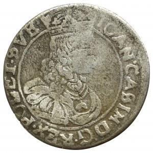 Jan II Kazimierz, Szóstak 1662, Lwów