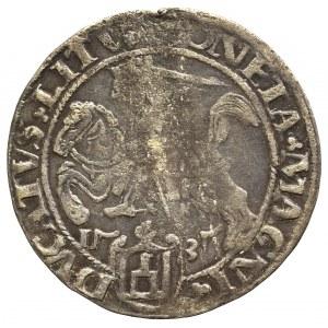 Sigismund I the Old, Groat 1535, Vilnius