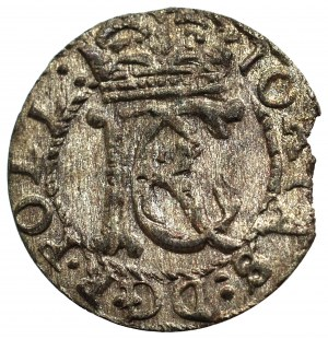 John II Casimir, Schilling 1653, Vilnius