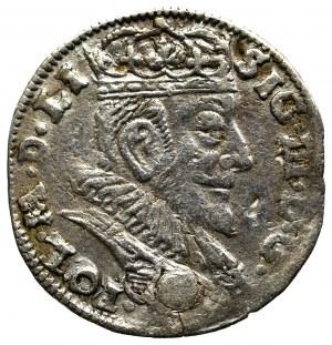 Sigismund III, 3 groschen 1589, Vilnius