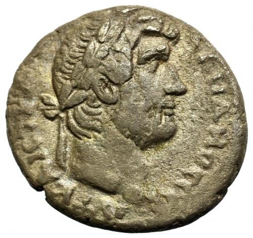 Prowincje Rzymskie, Egipt, Hadrian, Tetradrachma bilonowa
