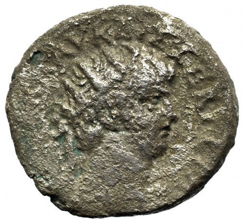 Cesarstwo Rzymskie, Neron, tetradrachma bilonowa