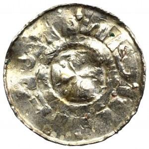 Germany, Crusaders denarius type of deventer
