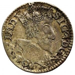 Sigismund III, 3 groschen 1593, Olcusia