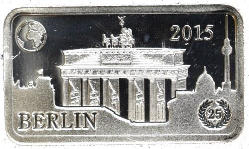 Solomon Islands, 1/2 dollar 2015, Berlin