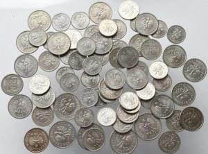 III RP, Zestaw monet 10 groszy-1 złoty