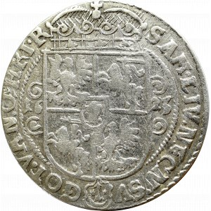 Zygmunt III Waza, Ort 1623, Bydgoszcz - PRVS M
