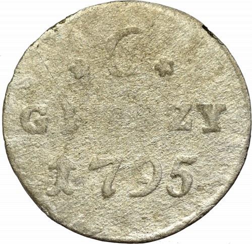 Stanislaus Augustus, 6 groschen 1795