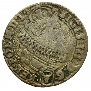 Sigismund III, 6 groschen 1627, Bromberg